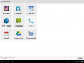PrinterShare™ Mobile Print Screenshot