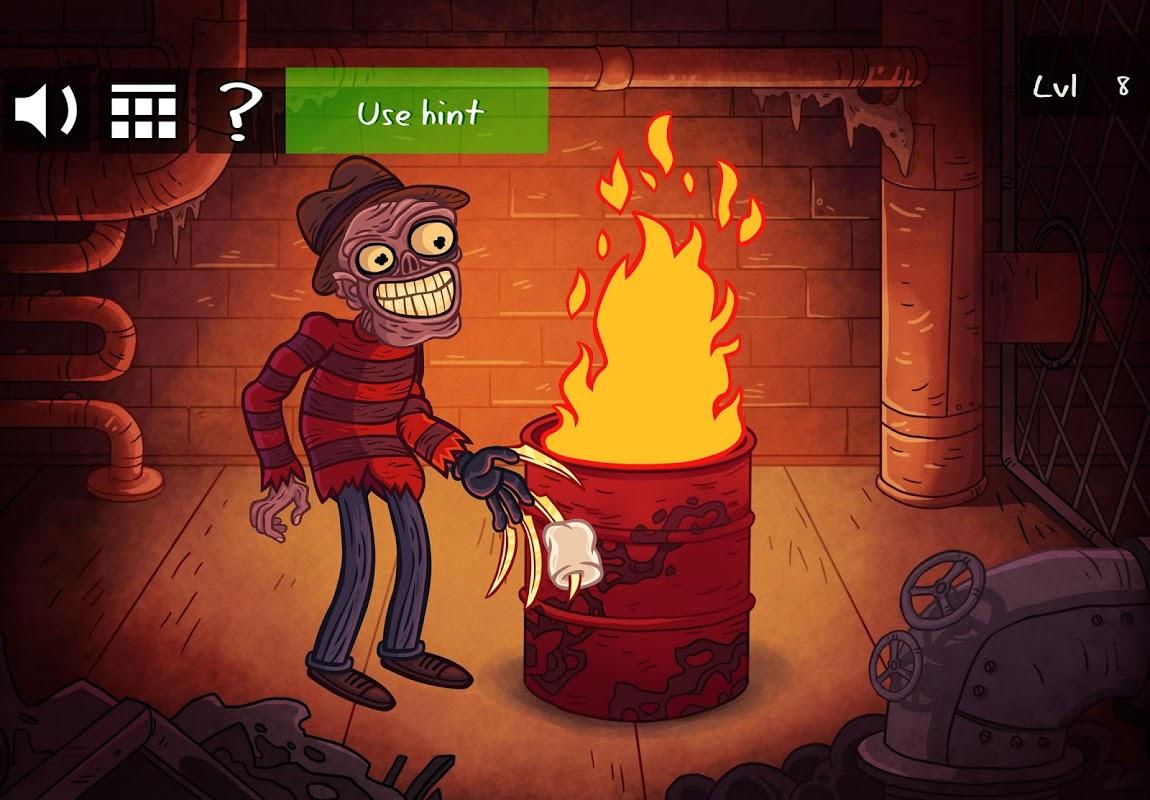 Troll Face Quest Horror 2: 🎃Halloween Special🎃 screenshot 2