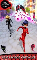 Miraculous Ladybug & Cat Noir - The Official Game Screen