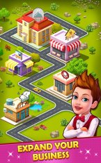 Restaurant Tycoon v 5.6 (Mod Money) 3