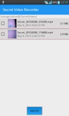 secret video recorder screenshot 1