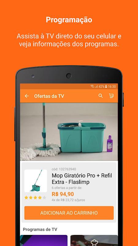 c74d43500 Shoptime - Loja virtual com ofertas da TV 2.78.0 Download APK para ...