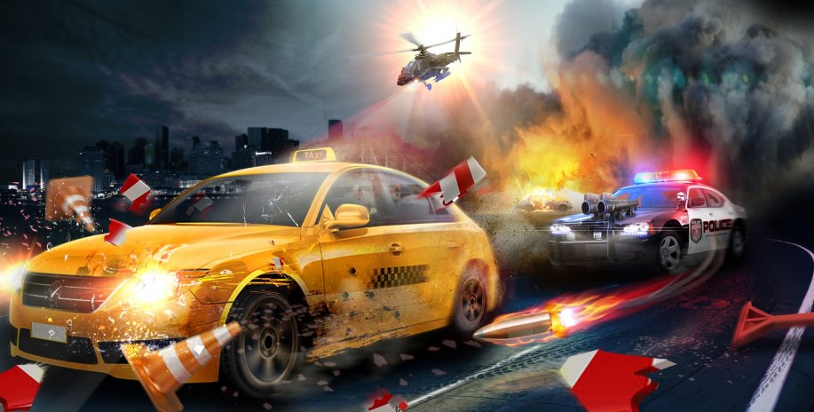 Police Chase Death Race Speed Car Racing 1 3 63 Download Apk For