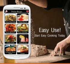 Italian Recipes Free App Screenshot