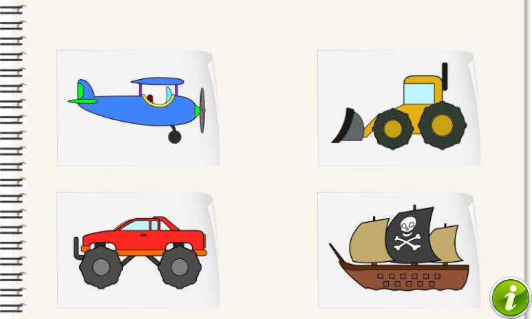 Vehículos y coches colorear 1.0.7 Descargar APK para Android - Aptoide