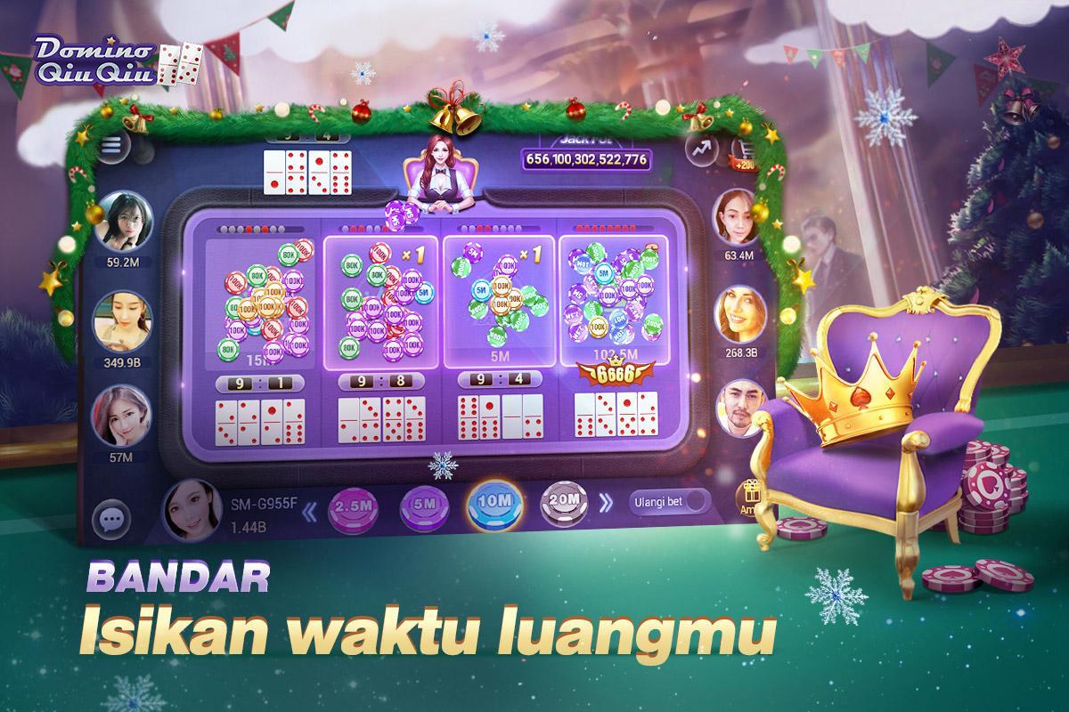 Topfun Domino Qiuqiu 2 0 8 تنزيل Apk للأندرويد Aptoide