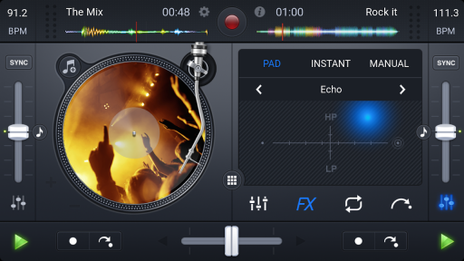 djay FREE - DJ Mix Remix Music screenshot 3