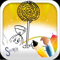 şeker Boyama Oyunu 10190417 Android Aptoide Için Apk Indir