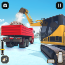 City Snow Construction Excavator Simulator 2021