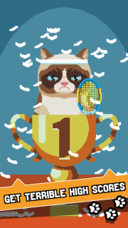 Grumpy Cat's Worst Game Ever screenshot 8