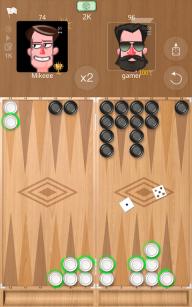 Backgammon Online screenshot 6