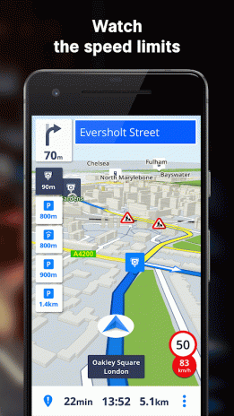 GPS Navigation & Maps Sygic 17.4.23 Download APK for Android - Aptoide