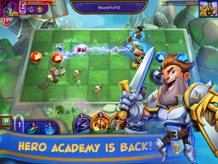 Hero Academy 2 screenshot 6