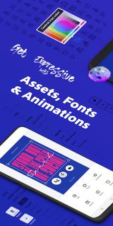 Adobe Spark Post: Graphic Design & Story Templates screenshot 11