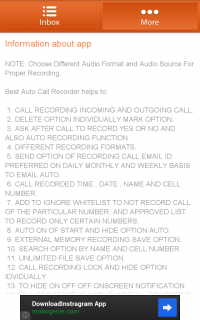 BEST AUTO CALL RECORDER 1 0 4 Download APK for Android - Aptoide