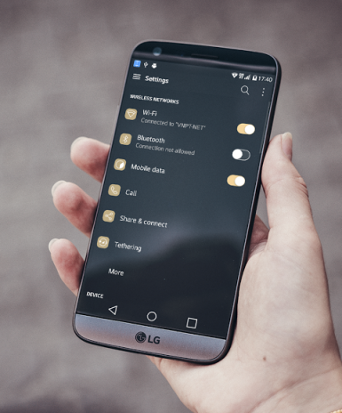 MIOS BlackBold Theme LG V20 G5 1 0 Download APK for Android - Aptoide