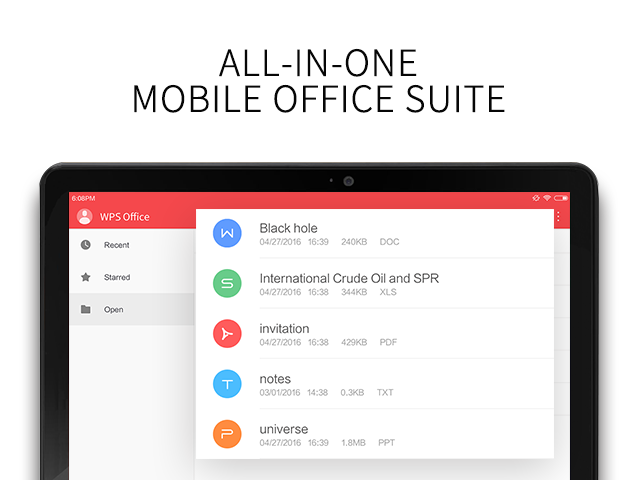 android apps office suite free download