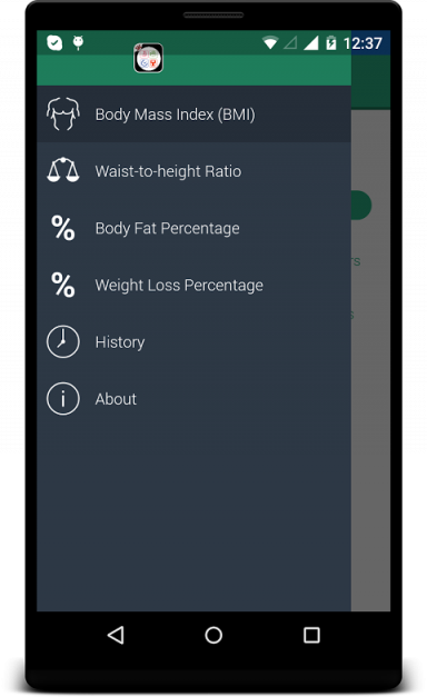 how to calculate body fat percentage at home metric