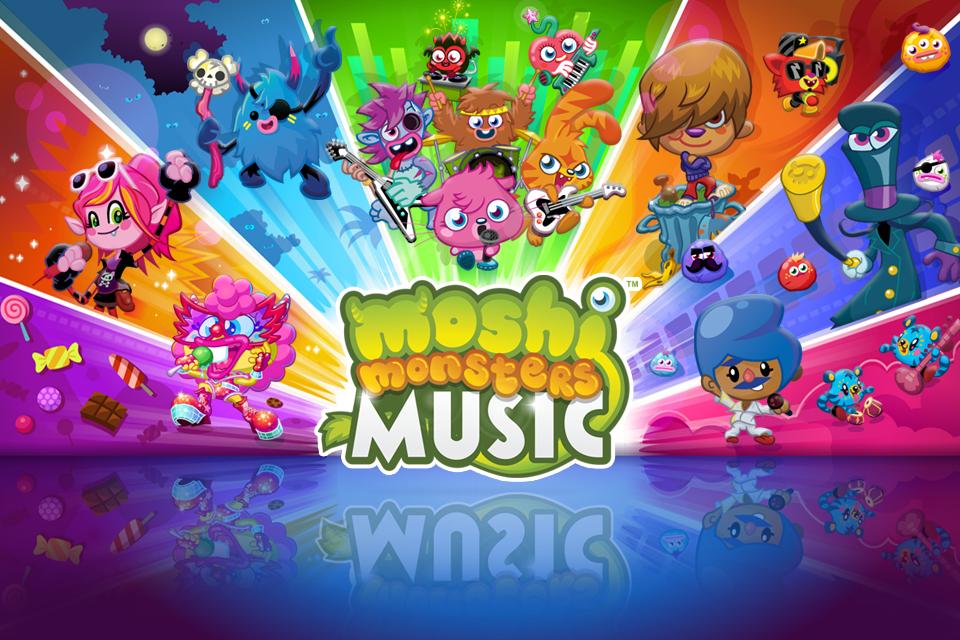 Moshi Monsters Music screenshot 1