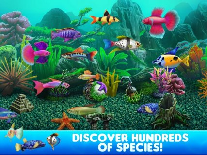 Fish Tycoon 2 Virtual Aquarium screenshot 2
