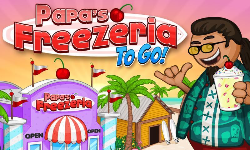 papas freezeria