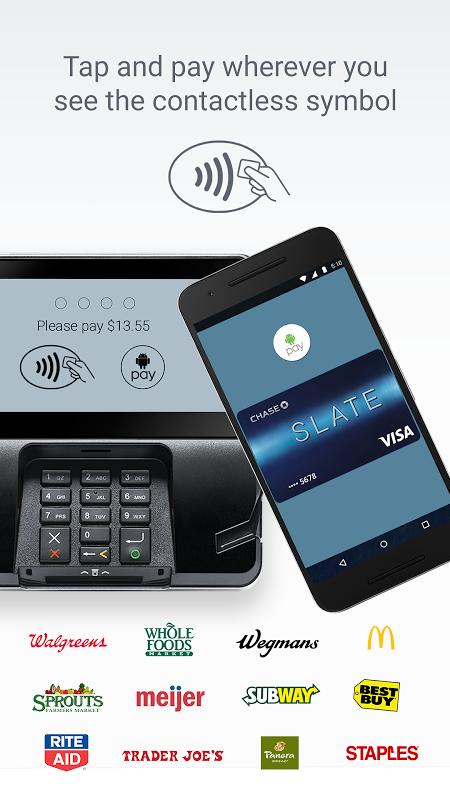 Google Pay screenshot 1