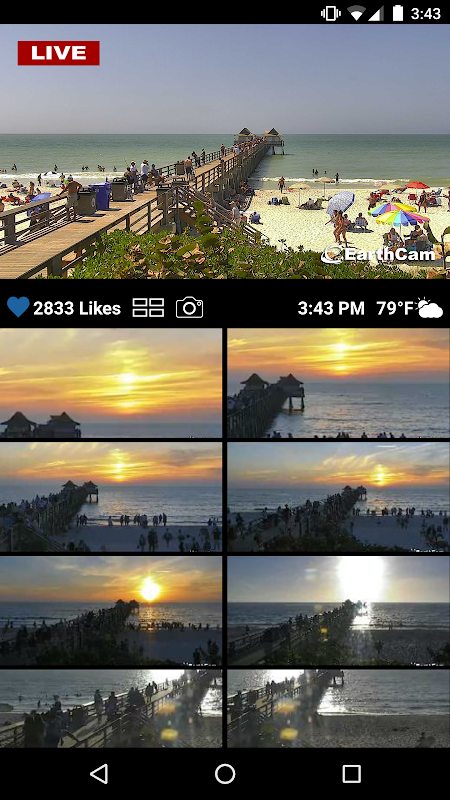 Webcams screenshot 2