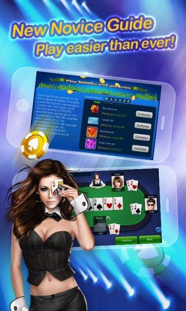 Poker texas boyaa mobile