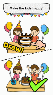 Brain Draw - Are you smart enough? screenshot 2