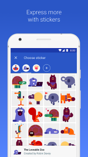 Android Messages screenshot 5