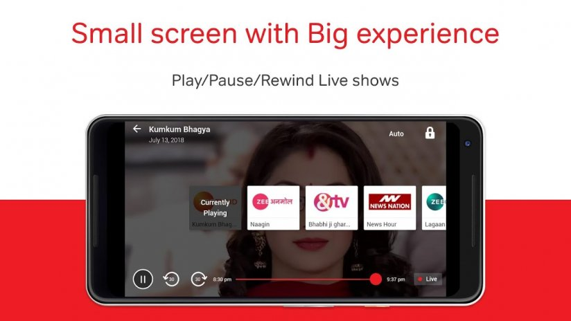 Airtel TV: Live TV, News, Movies, TV Shows 1 17 5 Download