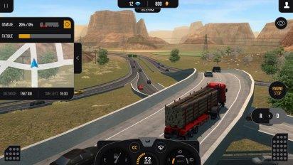 truck simulator pro 2 screenshot 14