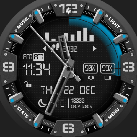 Delta Watch Face 1 0 6 Download APK for Android - Aptoide