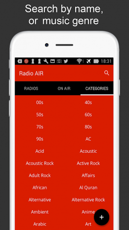 Radio AIR - Listen to Music for free 10 2 Download APK for Android