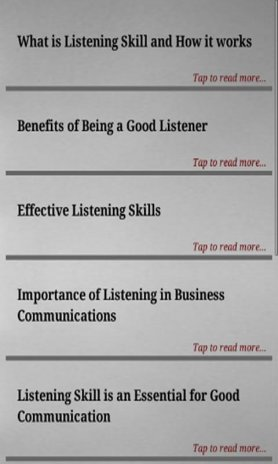 importance of listening in business communication