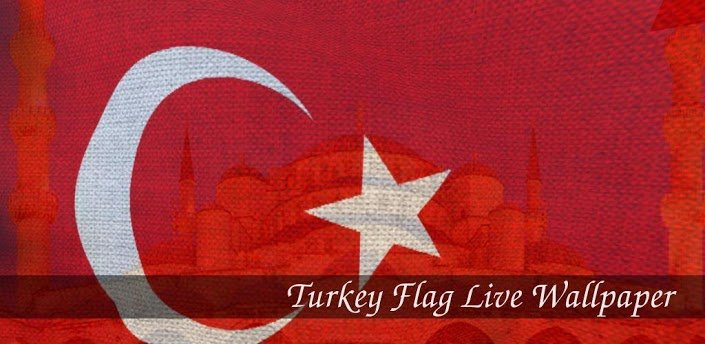 3D Turkey Flag Live Wallpaper 190 Download APK For Android