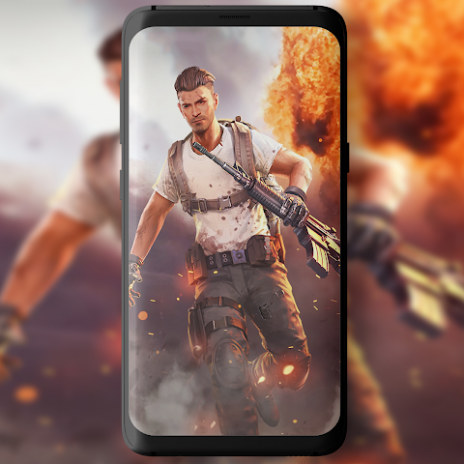 Free fire wallpaper hd