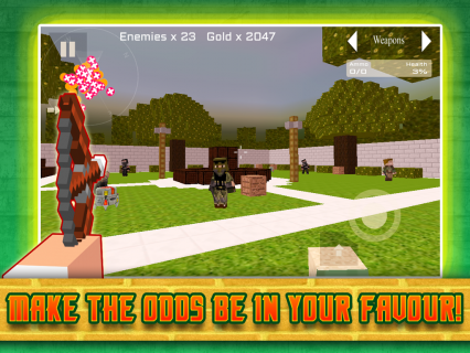 Survival Hungry Games screenshot 2