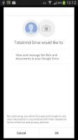 Plugin: Drive for Totalcmd Screen