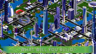 DesignerCity Screenshot
