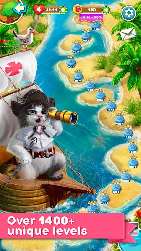 Мультик волшебные коты