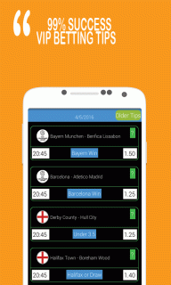Betting Tips - VIP screenshot 1