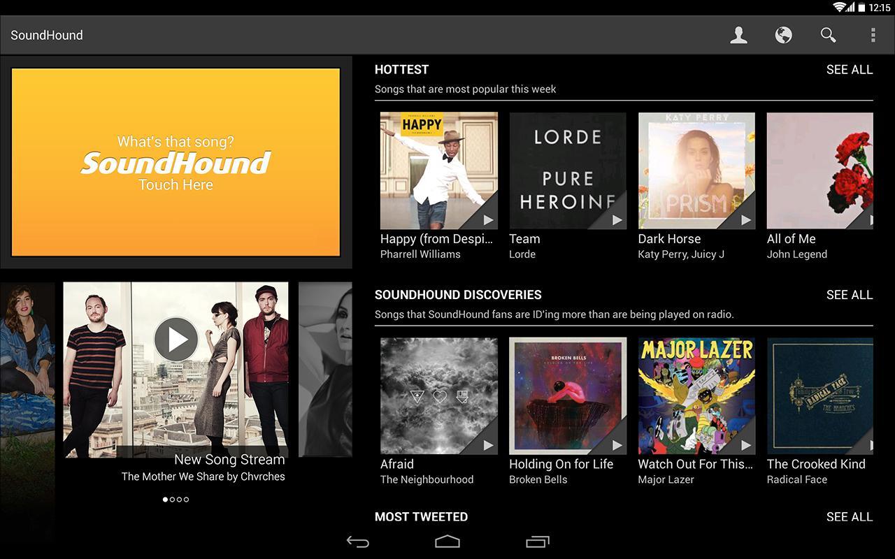 SoundHound ∞ screenshot 2
