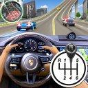 mengemudi sekolah Simulator Kota Mobil Parkir 2017