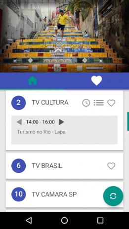 TV digital 01 02 0586 Baixar APK para Android - Aptoide