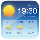 Blue - Temperature Weather App