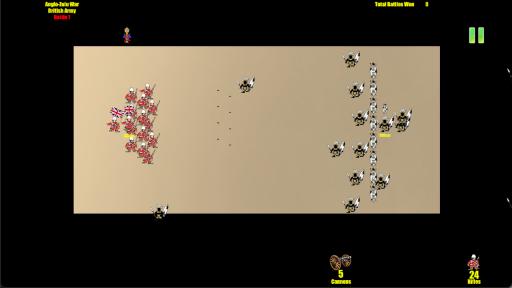 Volley Fire screenshot 2
