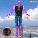 Vegas Crime Rope Hero Simulator