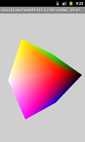 OpenGL ES Cube Test API 0 1 Download APK for Android - Aptoide