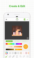 Skinseed for Minecraft Screen